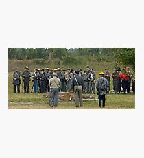 Muster co C Photographic Print