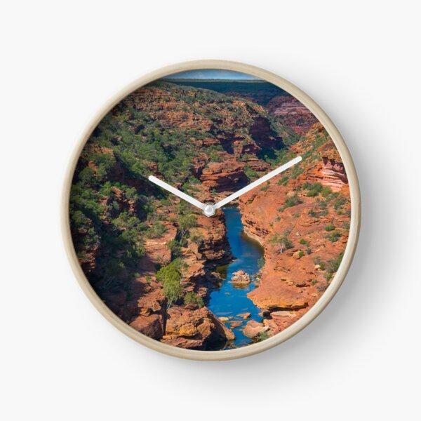 Parc national de Kalbarri Horloge