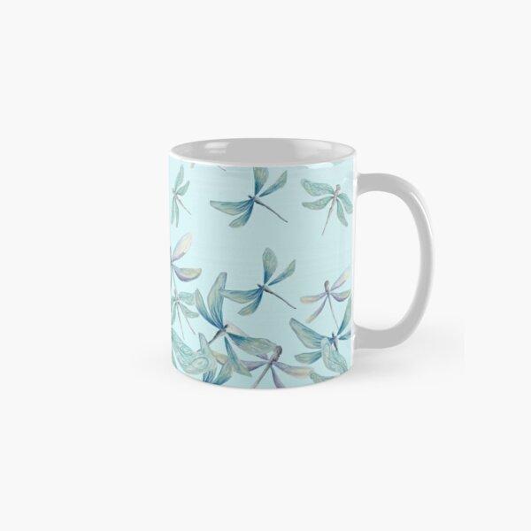 Dragonfly Blue Classic Mug