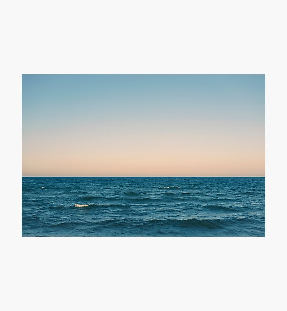 Calm Sea by Pascal Deckarm