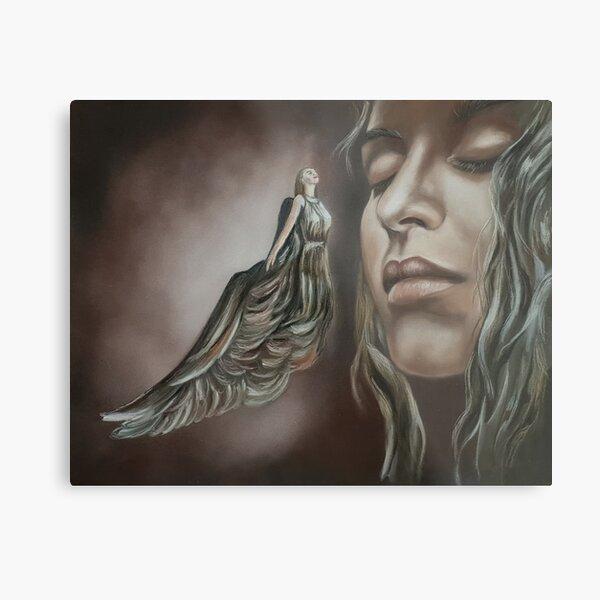 Face of An Angel Metal Print