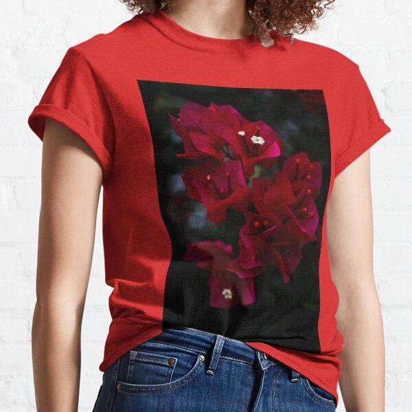 Deep Scarlet Glabra Classic T-Shirt