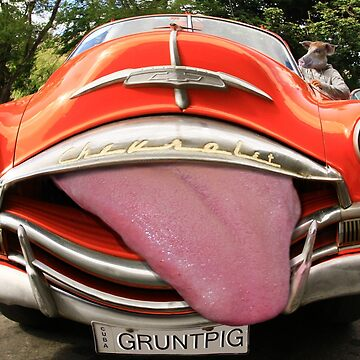 petrol guzzler by gruntpig