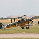 Bi-Plane Nostalgia by John Dalkin