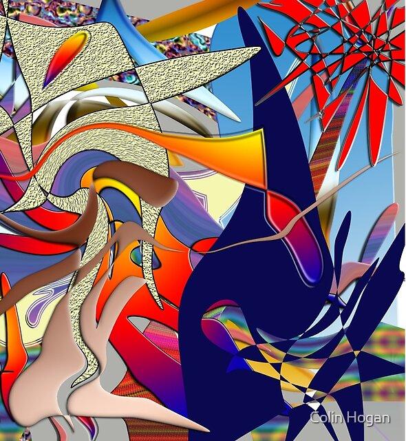 Inside Schizophrenia by Colin Hogan