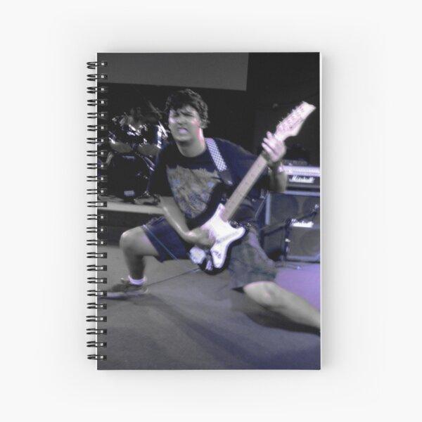 Get Low Spiral Notebook