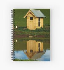 """The Pumphouse"" Spiral Notebook"