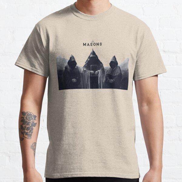 Masons - Freemasonry, Masonry Classic T-Shirt