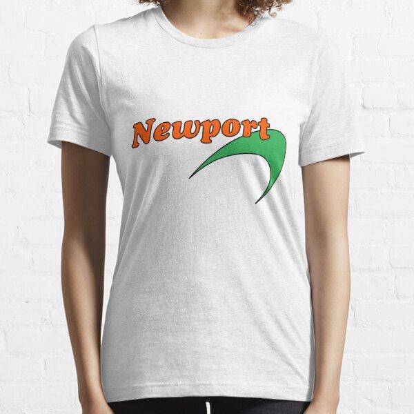 Newport Cigarette Vintage Brand Tee Essential T-Shirt