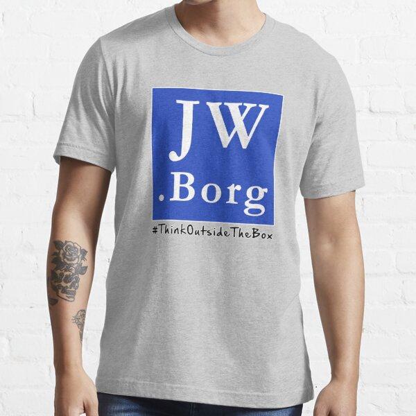 JW Borg - Think outside the box Essential T-Shirt