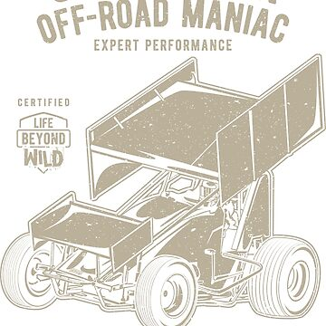 Sprint Car Off-Road Maniac by offroadstyles