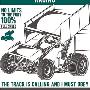 Sprint Car Racing Dirt Track by offroadstyles