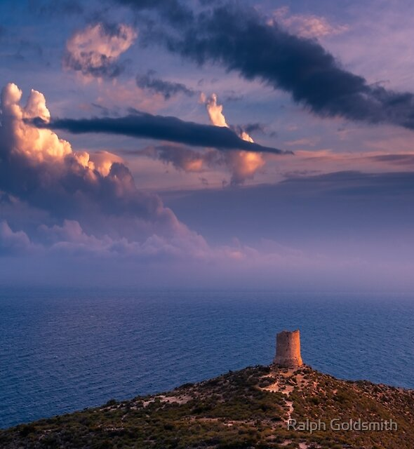 The Tower and The Cloud by Ralph Goldsmith
