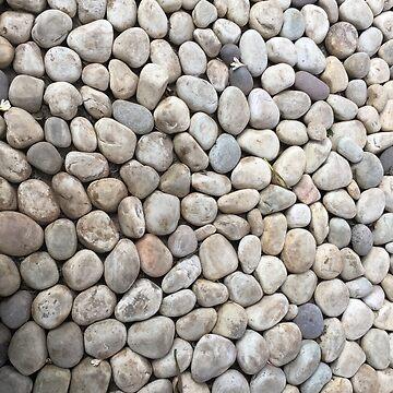 Stones rounded in shape by AravindTeki