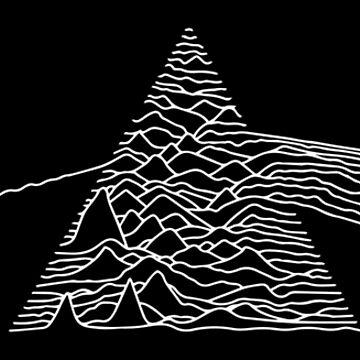 Dark Side of Unknown Pleasures - Joy Division / Pink Floyd by ashburg