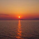 sunset by 1STunningART