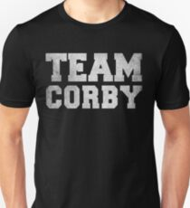 Team Corby Unisex T-Shirt