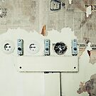 switchboard by Fiona  Braendler