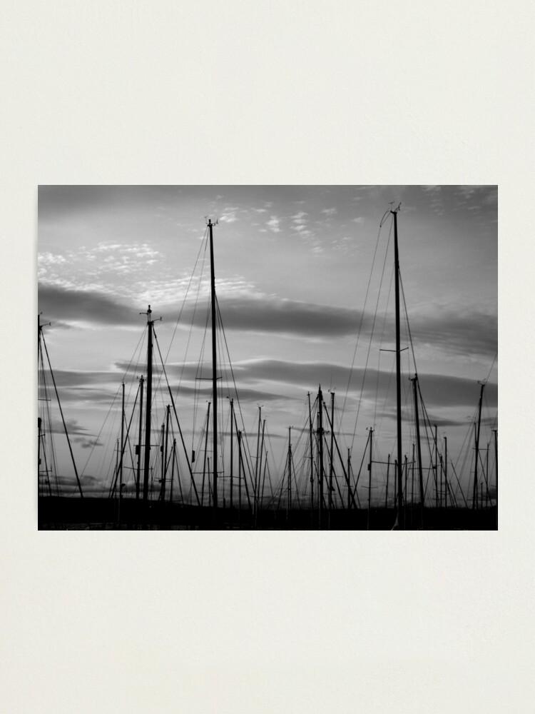 Alternate view of Edgar Masts Photographic Print