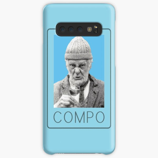 Compo Last of The Summer Wine Samsung Galaxy Snap Case