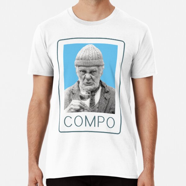 Compo Last of The Summer Wine Premium T-Shirt
