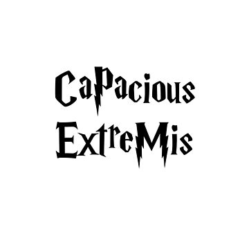 Capacious Extremis by amartyn
