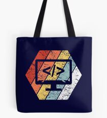 Vintage Coding Shirt Funny Programming Retro 80s Style Tote Bag