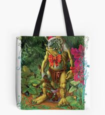 'Trolls Love Christmas too' Tote Bag