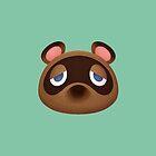 Tom Nook Animal Crossing by doodlecarrot