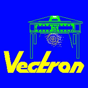 Gaming [ZX Spectrum] - Vectron by ccorkin