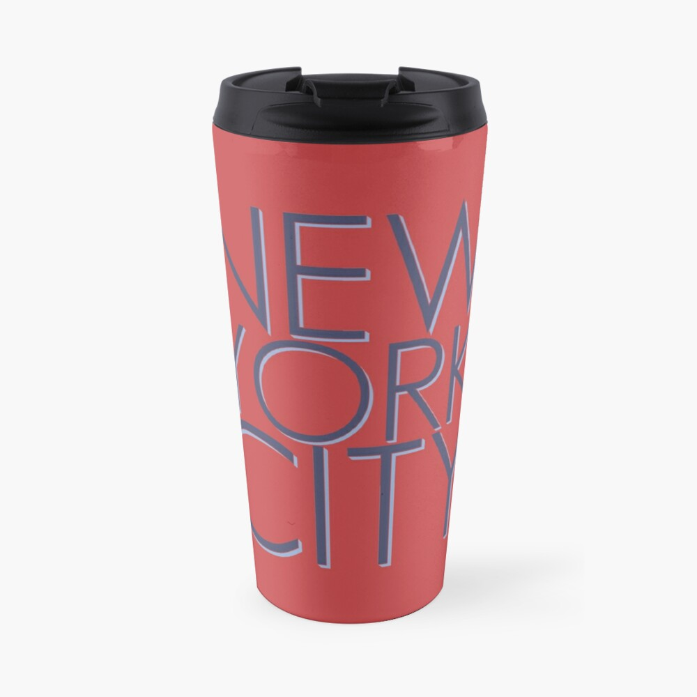 NEW YORK CITY Travel Mug