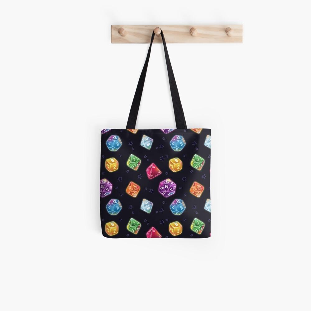 Magic User Dice Tote Bag