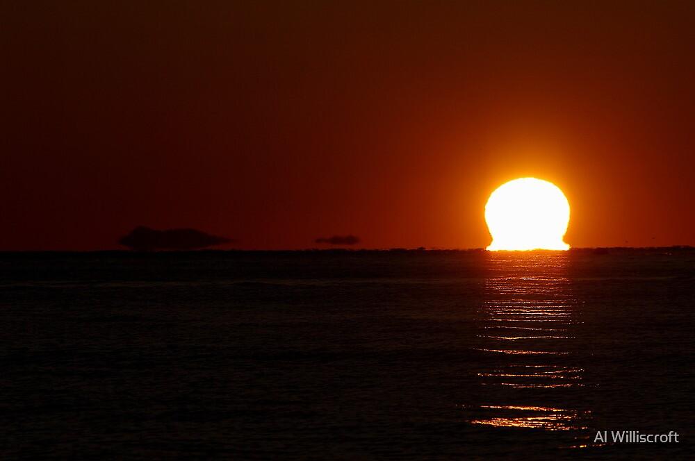 Sunup by Al Williscroft