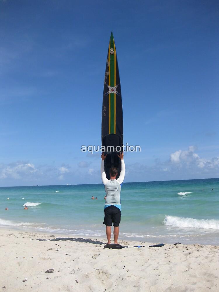 Ocean Kayak by aquamotion