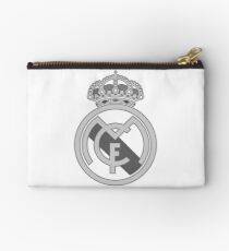 Real Madrid by Max Alder Studio Pouch