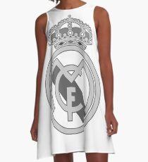 Vestido acampanado Real Madrid de Max Alder