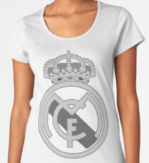 Real Madrid by Max Alder Women's Premium T-Shirt
