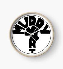 MUDDY WHAT? Logo classic Uhr