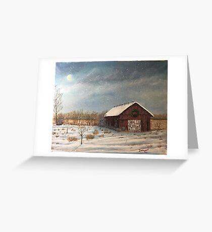 Cambridge Christmas Greeting Card