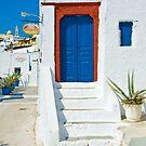 Santorini #3 by Jacinthe Brault