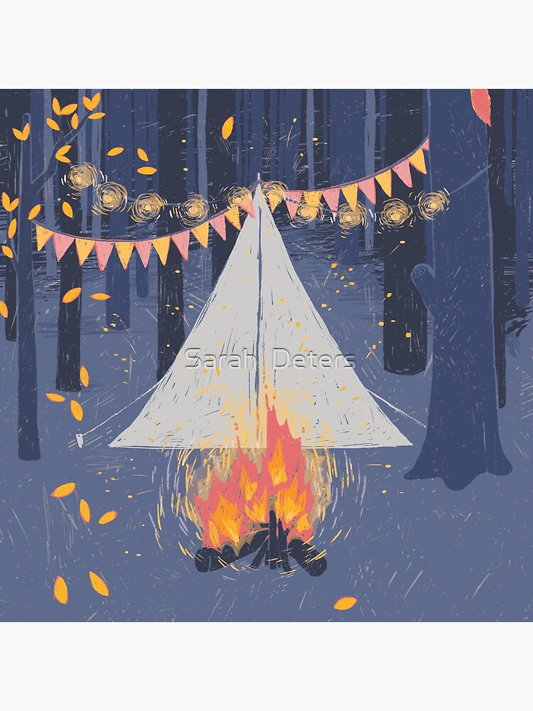 Camp by SarahDeters