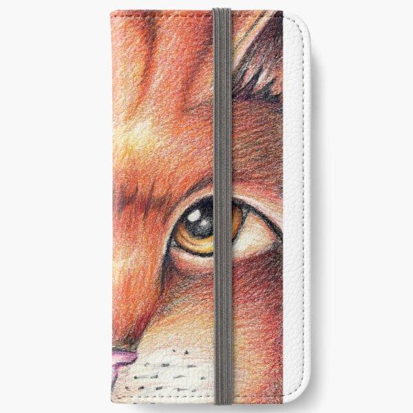 Warrior Cats Alderheart iPhone Wallet