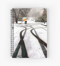 Ash Street Spiral Notebook