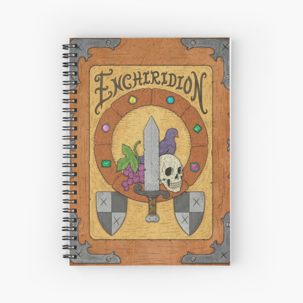 Enchiridion Spiral Notebook
