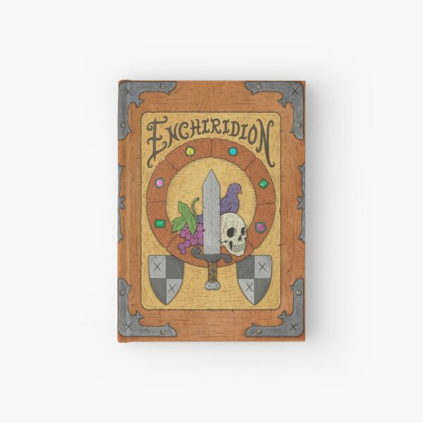 Enchiridion Hardcover Journal