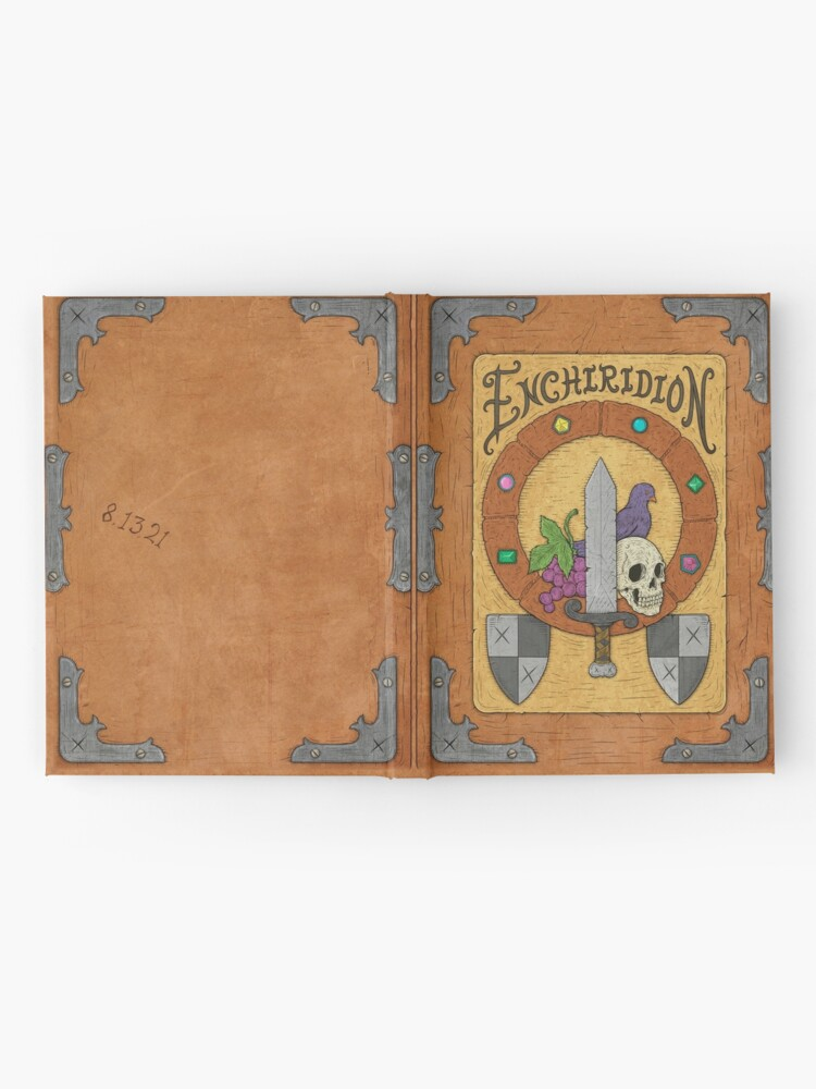 Alternate view of Enchiridion Hardcover Journal