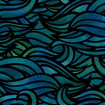 Dark waves by Elenanaylor