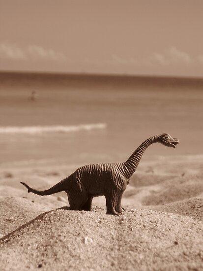 Mathilda the Dinosaur by aquamotion
