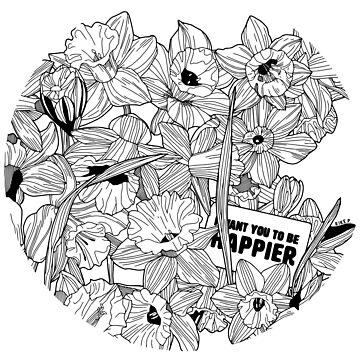 Happier - Bastille by VoiceArt
