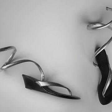 poetic shoes by FeleGili